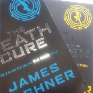Maze Runner (The Death Cure and the Kill Order)
