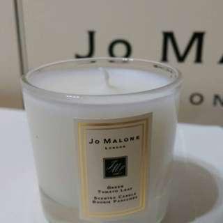 全新正品Jo Malone 2017聖誕月曆日曆組合拆售聖誕限定綠番茄葉行動隨身旅行香氛蠟燭