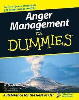 Anger Management for Dummies by W. Doyle Gentry
