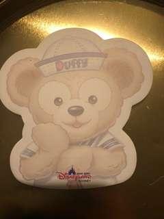 Duffy memo紙