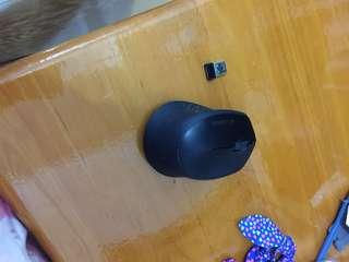 無線滑鼠用過四個月價錢可以再談