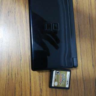 Selling Nintendo ds together with pokemon heartgold
