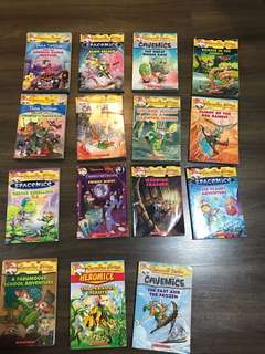 Cheap Geronimo Stilton Books 📚
