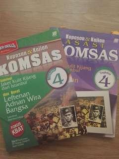 KOMSAS BAHASA MELAYU REFERENCE BOOK FORM4