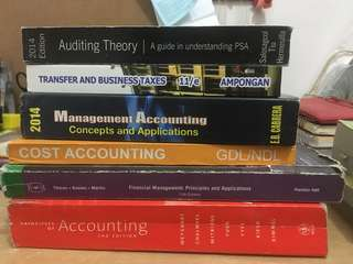 Accounting Books ❗️