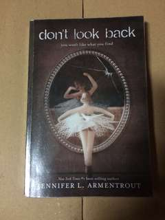 Don't Look Back by J.L Armentrout
