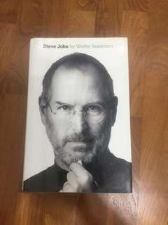 Steve Jobs Autobiography Hardcover