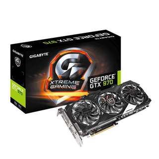 Gigabyte Xtreme Gaming GTX 970 4GB Graphics Card