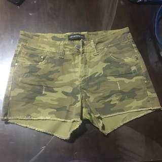 Preloved Terranova Shorts