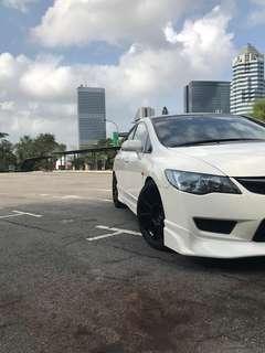 Honda Civic Type-R 2.0 Manual