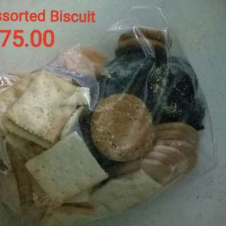 Assorted Biscuit