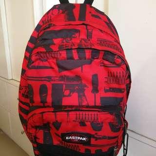 eastpack backpack!