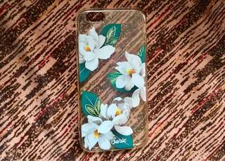 Sonix floral case iPhone 6/6S soft case