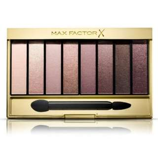 Bn max factor #03 masterpiece nude palette rose nudes eyeshadow eye shadow