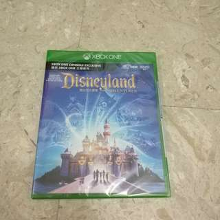 Disneyland Adventures XBOX One game