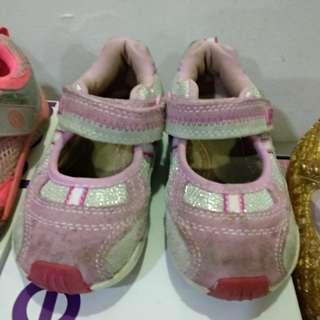 Pediped - Dakota Chiffon shoes for girls