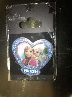 迪士尼襟章 Frozen