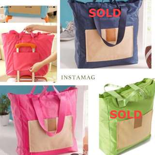Foldable Colour Travel Bag