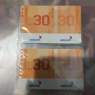 Celcom XPAX Prepaid Reload