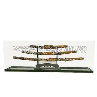 In Stock – MIS 0038 – Acrylic Sword Display Case Customized