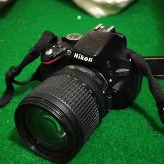 Nikon D5100 or 18-105 二手 d5600 d5100 d5300