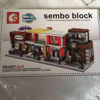 Sembo Blocks