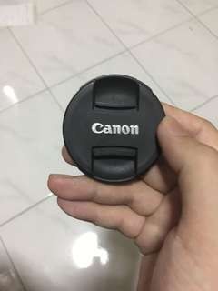 Canon 58mm film cap original