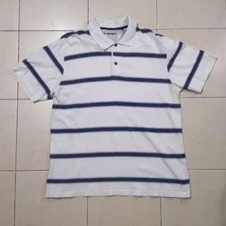 BUM EQUIPMENT Collar Shirt