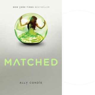 Matched (Matched, #1) by Ally Condie
