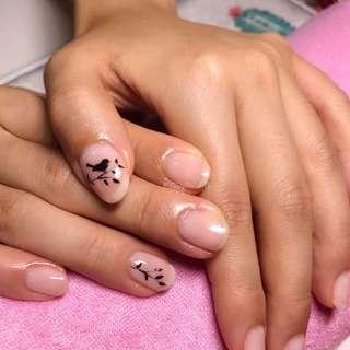 Home based Express gel manicure Classic gel manicure @sengkang