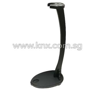 In Stock – MIS 0012 – Oval Base Wooden Sword Display Stand Large