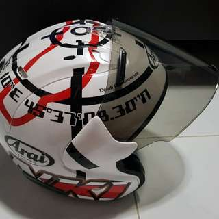 Arai Tech_plus Helmet
