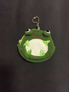 日本青蛙公仔散紙包