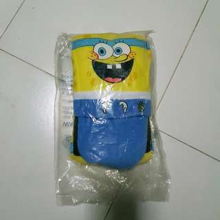 Spongebob Squarepants SIA - bedroom slippers