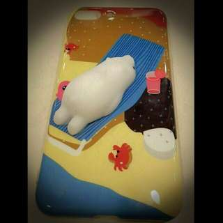 iPhone Case 7 Plus, 8Plus, 立體捏捏殼, $80一個