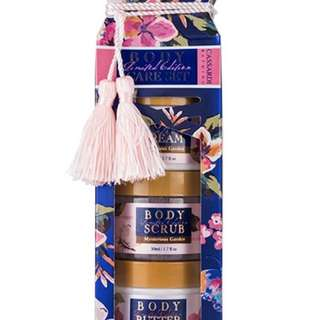 Limited Edition Body Care Set