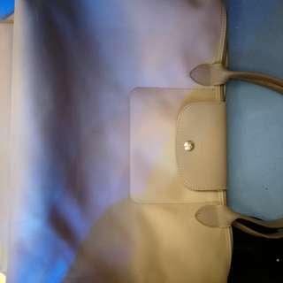 Longchamp軟身手袋