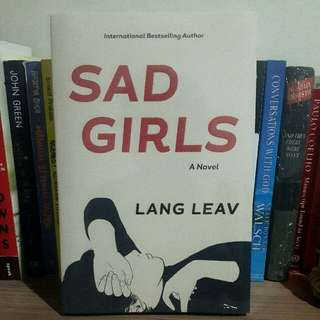 Sad Girls by Lang Leav (Books)