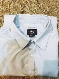 H&M Light Blue Longsleeves
