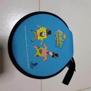 Spongebob Squarepants SIA - CD cover