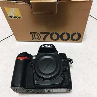 Nikon D7000 單機身