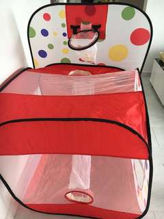 Play Tent without balls