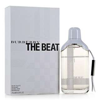 Burberry The Beat EDT for Women (75ml/Tester) White