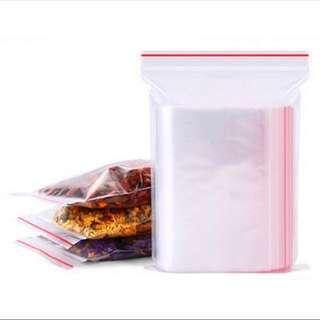 ziplock bags (4x6)