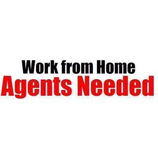 Agents Needed (Apply Now)