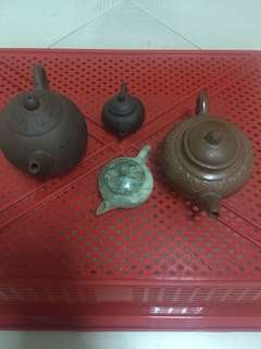 Chinese Tea Pot due to offer