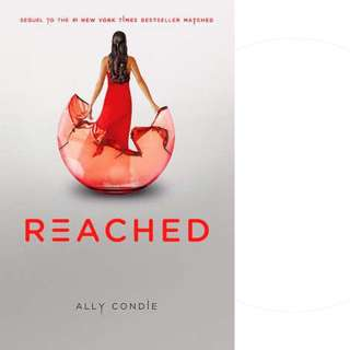 Reached (Matched, #3) by Ally Condie