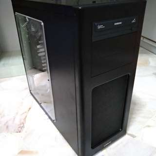 Lian Li Casing PC-7H Full aluminium