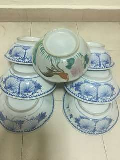Antiques bowl due to offer