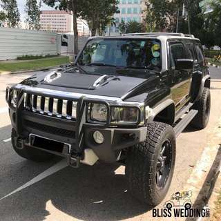 Wedding Cars Hummer H3